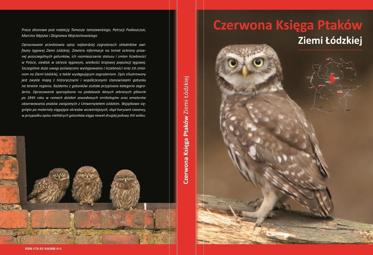 Czerwona Księga Ptaków Ziemi Łódzkiej