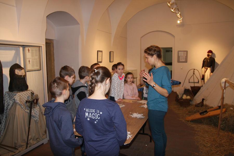 Relacja z ferii w Muzeum