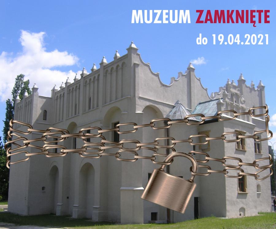 Przedłużenie ograniczenia działalności Muzeum   do odwołania